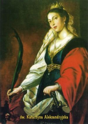 �wi�ta Katarzyna Aleksandryjska