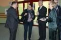 Katarzyna Hall, minister edukacji narodowej z wizyt� w Bytowie