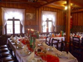 Restauracja M�yn w Bytowie